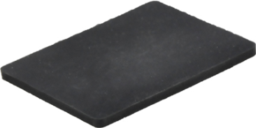 Medium Rubber Skid Pad