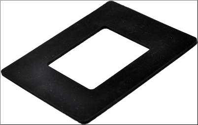 Large Rubber Skid Pad