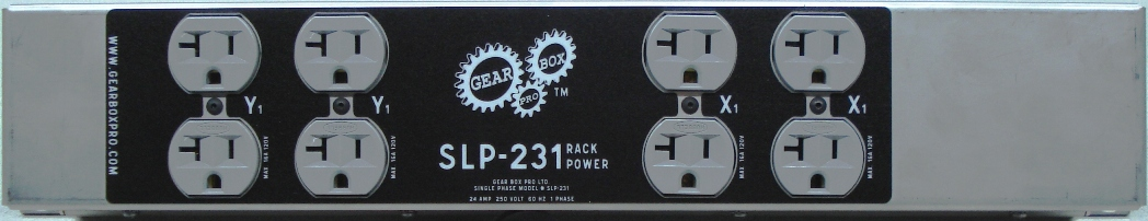 Rack Mount Power Distribution Module SLP 231