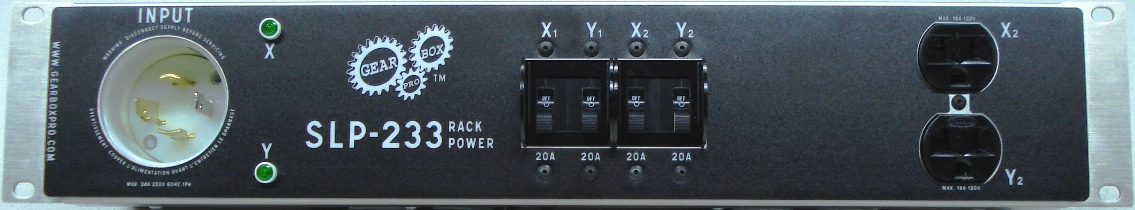 Rack Mount Power Distribution Module