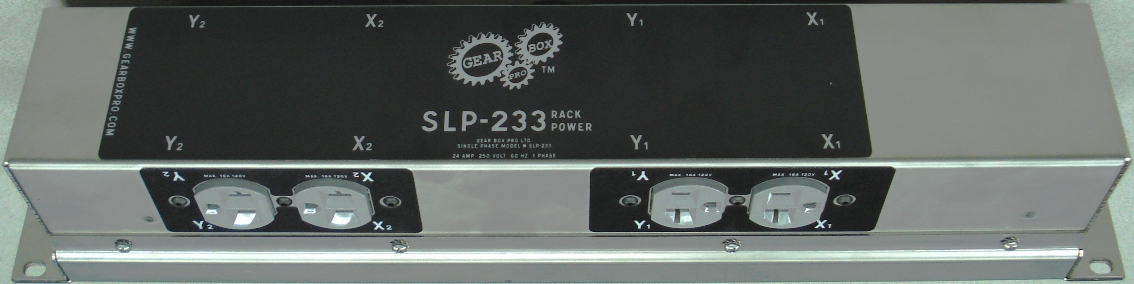 Rack Mount Power Distribution Module SLP 233